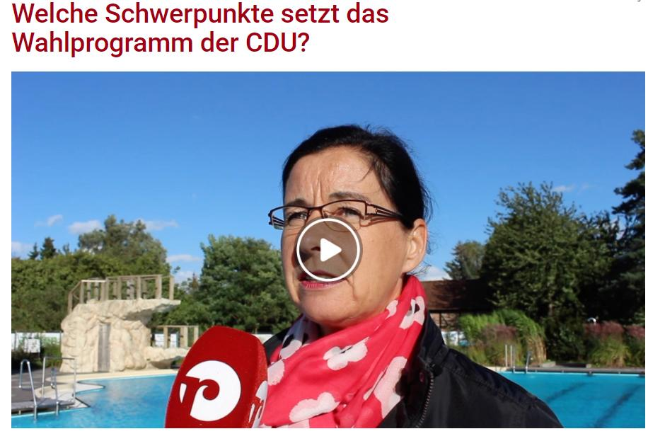 Veronika Koch im Video-Interview